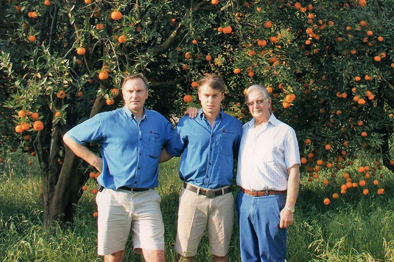 mandaryn-3-generations